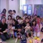 東郷町の保育園子育て支援センターで母親教室