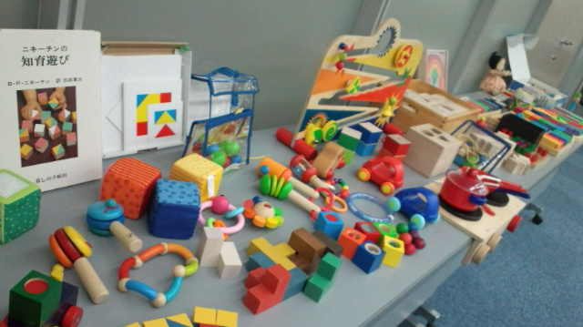 おもちゃコーディネーター養成講座