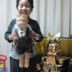 お人形大好き! 弟のようです