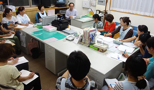 保育士研修会 講師 藤田篤
