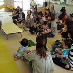知立市 子育て支援センターで ママのための絵本講座
