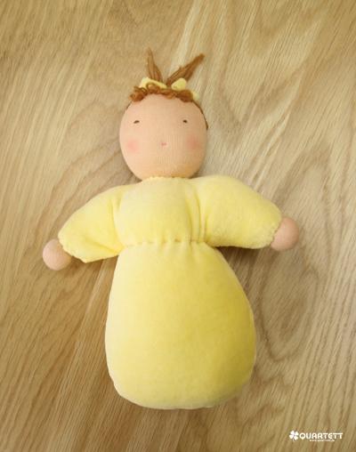130829ウォルドルフ人形赤ちゃん講習会2日目②