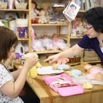 ウォルドフ赤ちゃん人形教室 開催します♪