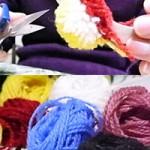 毛糸で作る可愛い小鳥♪ぽんぽん鳥つ~くろ!