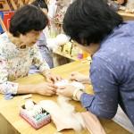 孫のため、我が子のための手作り人形