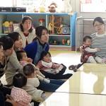 赤ちゃんのための絵本の読み聞かせ