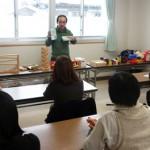 育児講座 遊びで意欲を育てるには 安城市子育て支援センター あんぱーくにて
