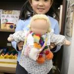 ウォルドルフ人形たちの同窓会展&藤田紀子作品展 開催します