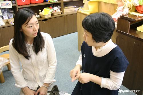 ウォルドルフ人形同窓会展1日目_02
