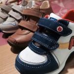 子どもにぴったりの靴を見つける