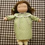 手縫いで作る ウォルドルフ人形C体のワンピース作り 開催します♪