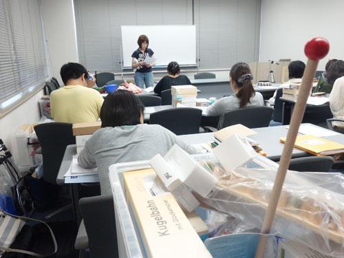 ベビートイ・インストラクター1級養成講座02