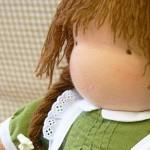 1月のウォルドルフ人形教室 2日目
