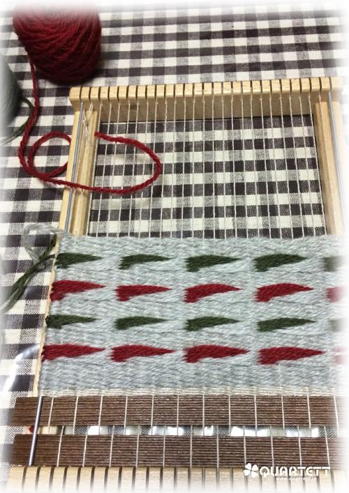 織りのイメージ