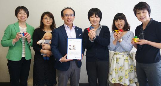 東京0期準備会ランチ会セミナー 「赤ちゃんのための積木の与え方講座」