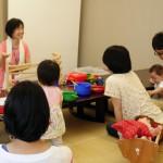 開講 よいおもちゃの選び方・与え方講座