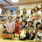 出張おもちゃライブラリー @金沢 ベビーマッサージサークル BAOBABOOさん