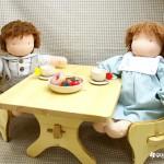 手作りするウォルドルフ人形教室のご案内