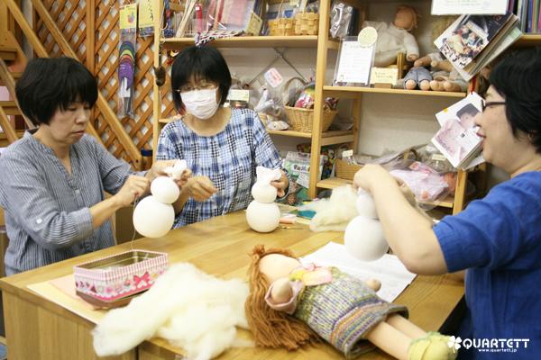 150918ウォルドルフ人形教室01