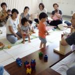 出張おもちゃライブラリー 「魔の2歳」に育てない おもちゃの選び方・与え方講座
