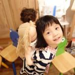 子どもの成長と共にウォルドルフ人形は、成長するのです