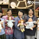 10月のウォルドルフ人形教室 2日目