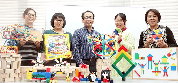 知育玩具インストラクター養成講座05