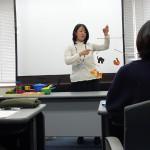 積木の遊び方を学ぶ! ベビートイ・1級インストラクター養成講座 開講