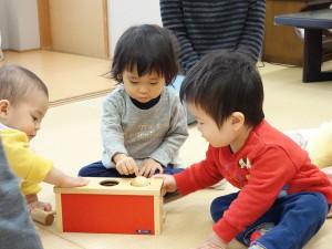 幼児教室 ノックアウトボール