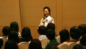 佐々木正美先生対談にて 知育玩具協会セミナー