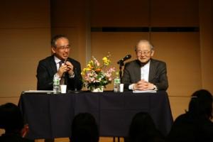佐々木正美先生 藤田篤理事長対談 知育玩具協会セミナー