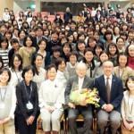 佐々木正美先生 最終講演『幸福な子育てを』が開催されました。