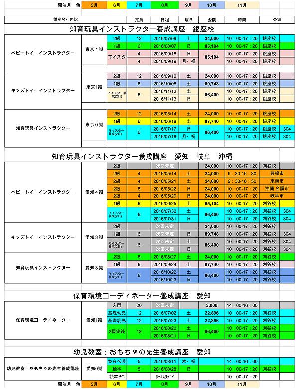 160510_講座開催日程_JATE_日本知育玩具協会