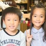 ゆうせいくん(6歳)・よしはるくん(2歳)、ももかちゃん(6歳)・あいりちゃん(3歳)のお誕生日会でした♪