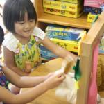 はなちゃん(2歳)、しゅんすけくん(1歳)のお誕生日会でした♪