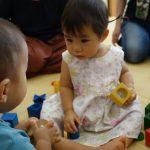 はいはいからはじめる ベビートイ幼児教室でおもちゃの先生スタート
