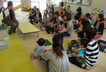 赤ちゃんのための絵本講座