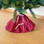 クリスマスブログ第4弾!足元もたのしく、ツリースカート♪