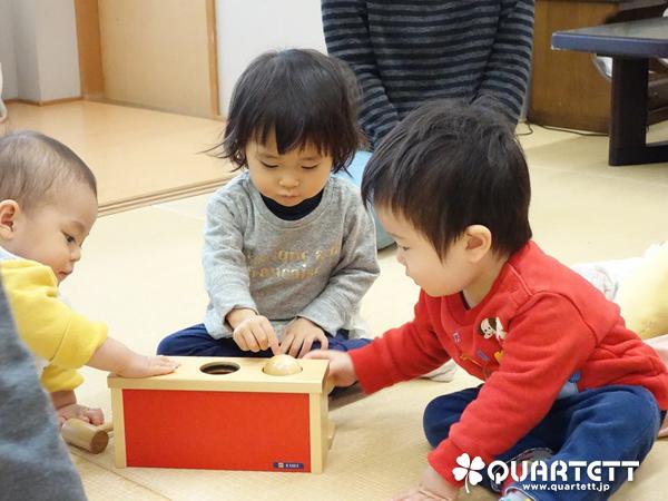 カルテット幼児教室@名古屋 おひさま教室_鈴木しおり先生
