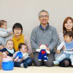 0歳から「遊びで学べる」こどもを育てる幼児教室