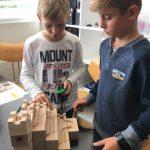 スイスの小学校でのキュボロ授業を見学