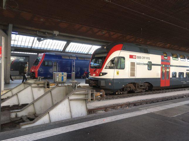 チューリッヒ駅01