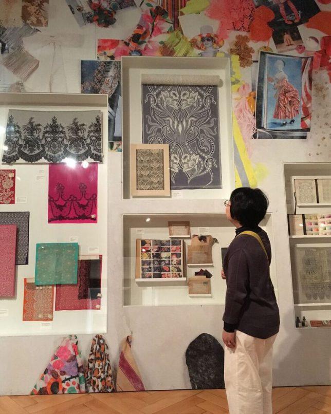 テキスタイル博物館 織物博物館