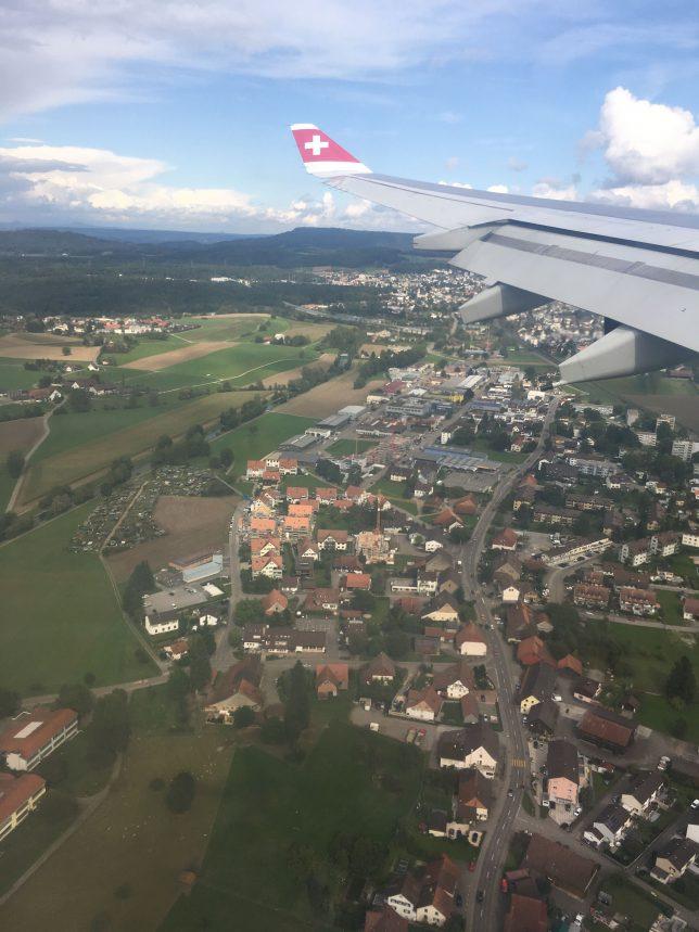 キュボロに出会う旅でスイスに