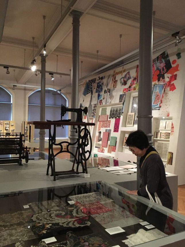 サンクトガーレン 織物博物館