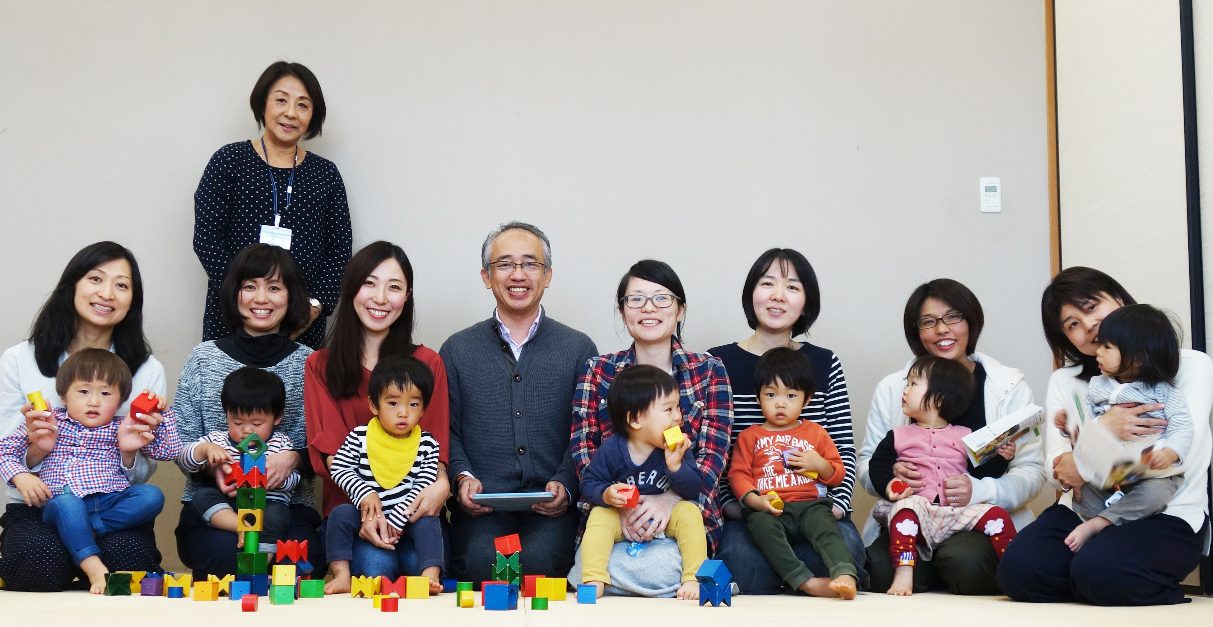 赤ちゃんからの幼児教室17111001