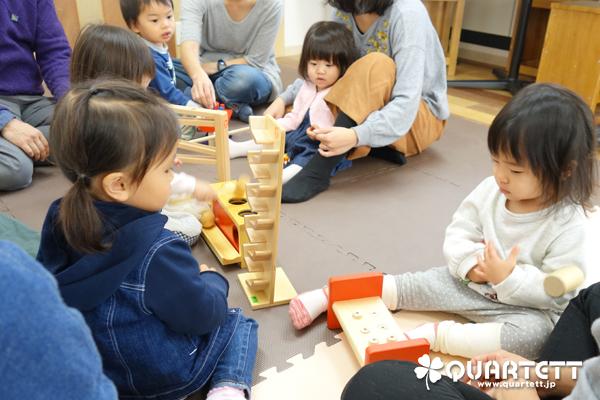 17121106_bカルテット幼児教室@武蔵小金井校