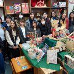 木のおもちゃの素晴らしさを伝える授業 に協力 岐阜市立女子短大 生活デザイン学科