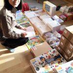 保育園の玩具を納品 保育事業部の仕事納め