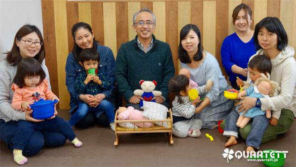 カルテット幼児教室@武蔵小金井校180115ぴょんぴょん